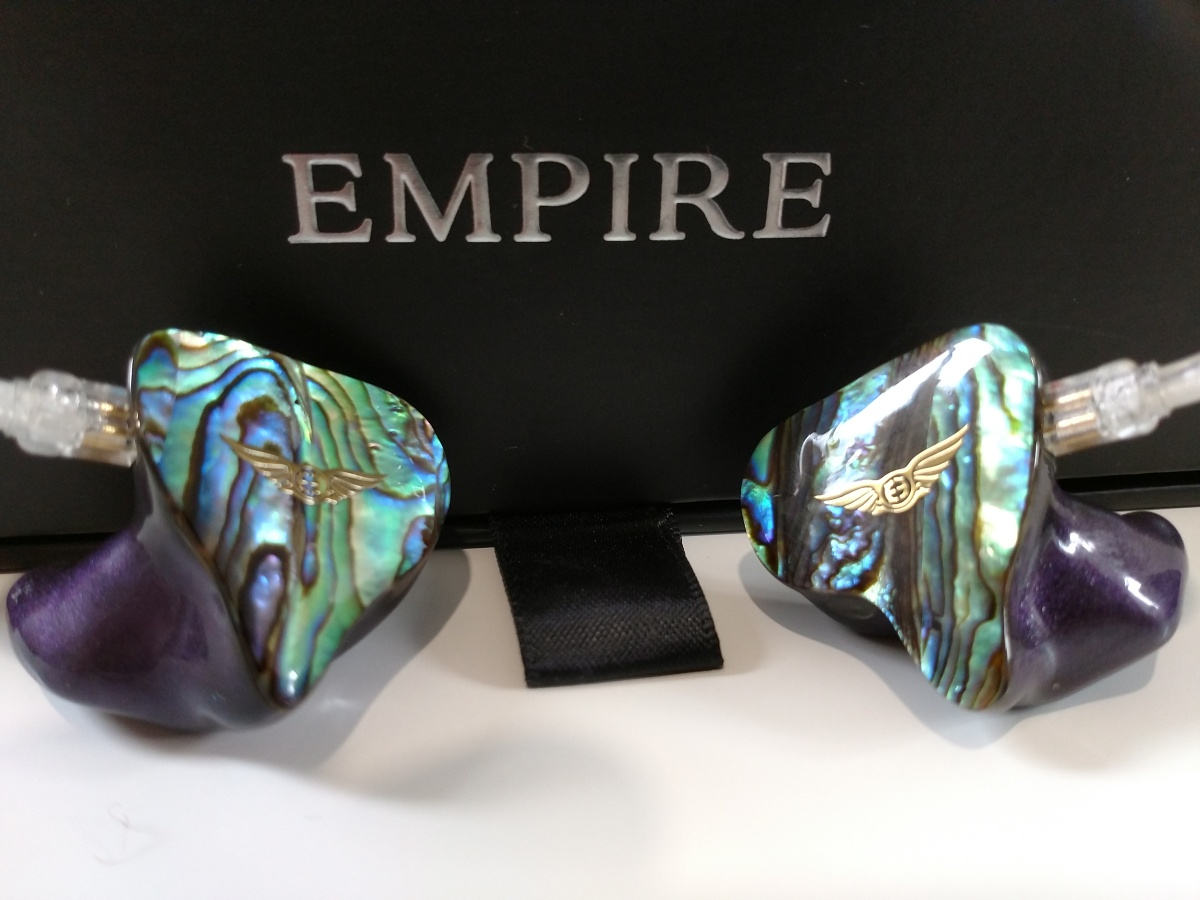 Empire Ears Athena - unboxing and initial impressions