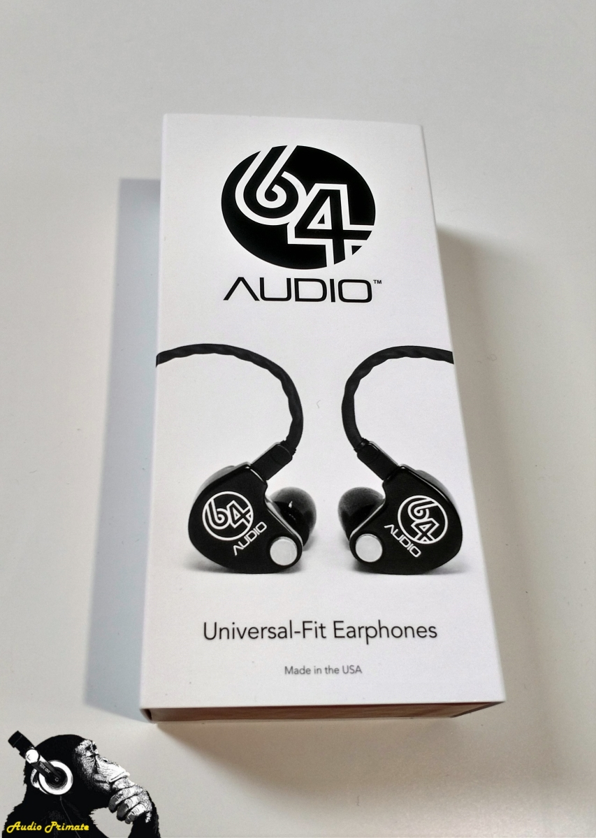 64 Audio U8 - unboxing and initial impressions