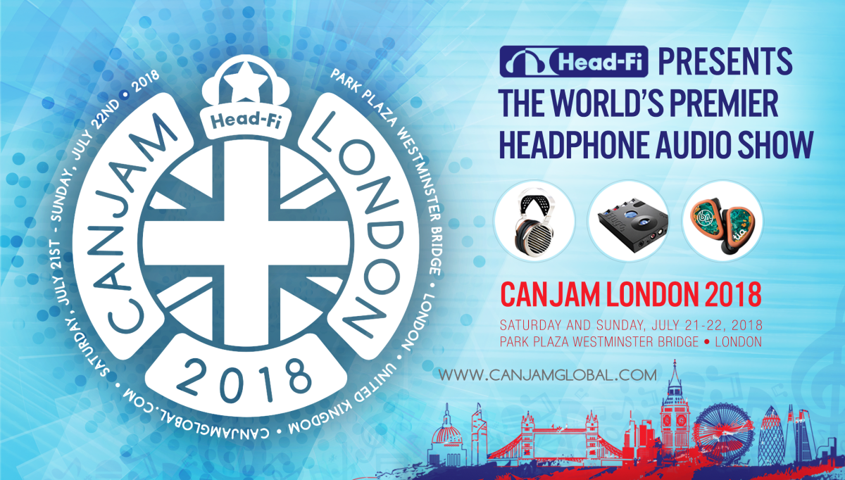 CanJam London 2018: what I'm excited for