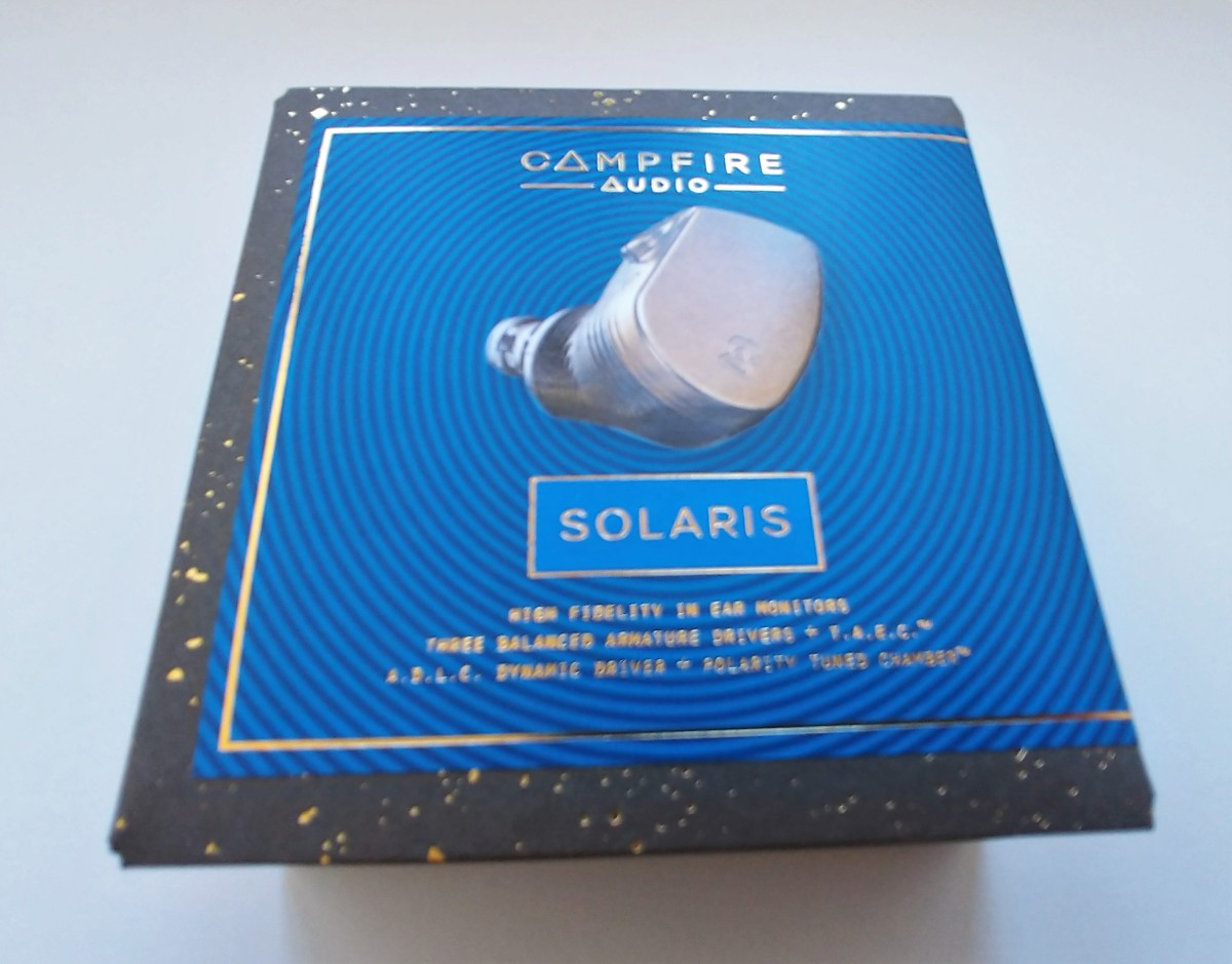 Campfire Audio Solaris - unboxing and initial reaction